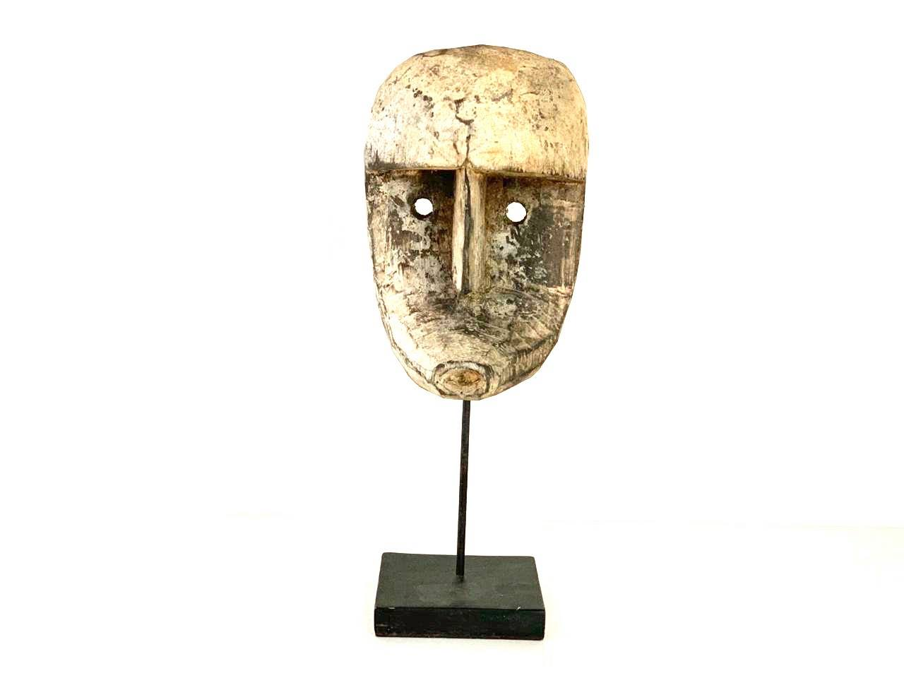 Gold Mask Statue